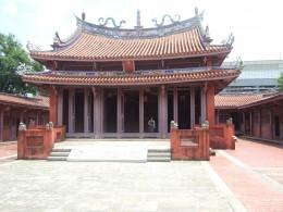 Confucious Temple, Tainan.