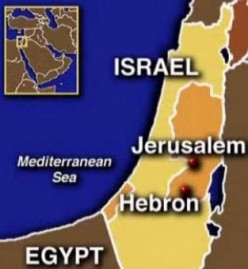 Israel's Holy City of Hebron