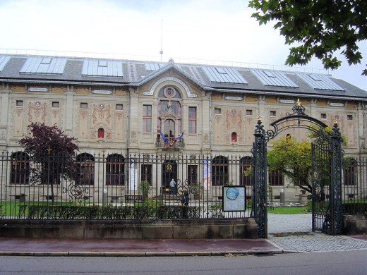 The Porcelain Museum