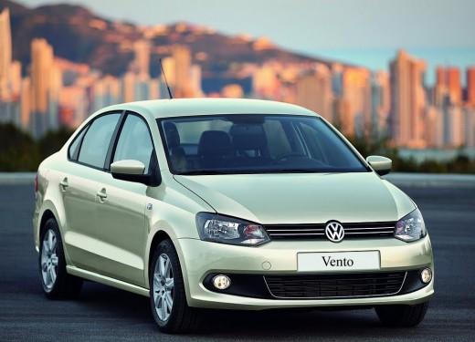 Volkswagen Vento Pics - Front