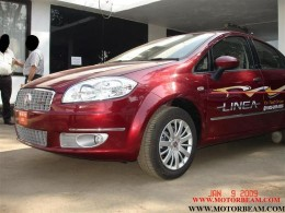 Review of Fiat Linea with smooth engine in 7 lakhs INR