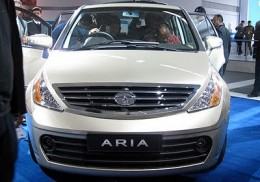 Tata Aria Launch date October 3 2010