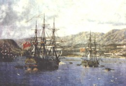 The HMS Discovery