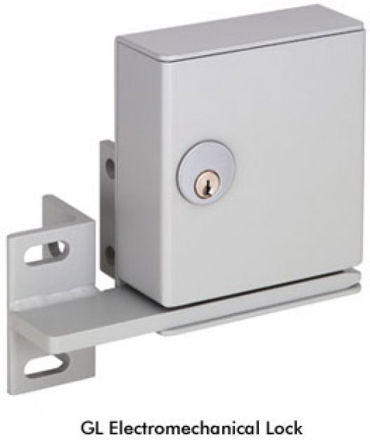 SDC Electric Gate Lock
