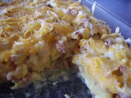 Incredibly easy Sausage Breakfast Casserole