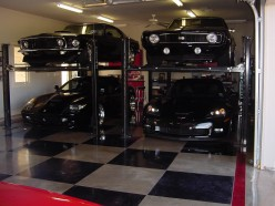 V8 Alley: My Dream Garage
