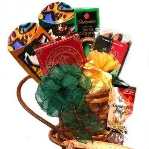 Take a Break Gourmet Coffee Gift Basket