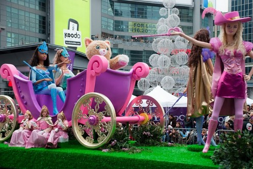 The Toronto Santa Claus Parade - 2009