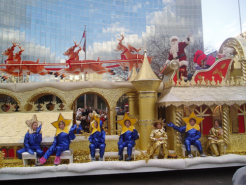 The Toronto Santa Claus Parade - 2004