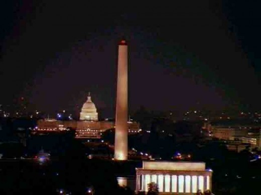 The Nation's Capital, Washington, DC.
