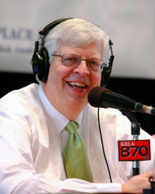 Dennis Prager Speaks about liberty, freedom and equality