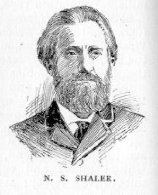 Nathaniel S. Shaler