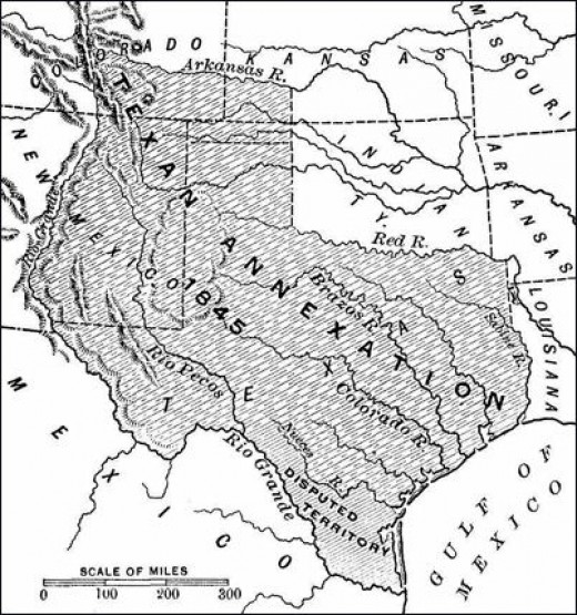 the Texas Annexation