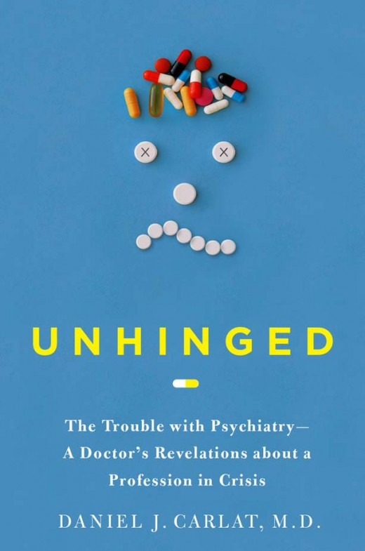 IN THIS STIRRING AND BEAUTIFULLY WRITTEN WAKE-UP CALL, psychiatrist Daniel Carlat exposes deeply disturbing problems plaguing his profession, revealing the ways it has abandoned its essential purpose: to understand the mind, so that psychiatrists can