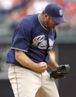 Heath Bell was the Second Best Closer in Fantasy Baseball in 2010