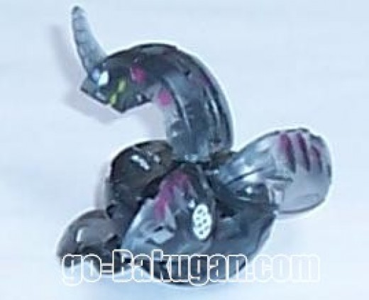 Translucent Darkus Dragonoid