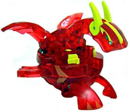Translucent Pyrus Neo Dragonoid