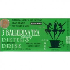 3 Ballerina Tea Weight Loss