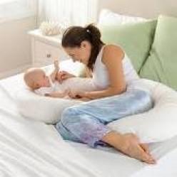 Snoogle Body Pillow   Body Pregnancy Pillow
