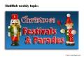 Christmas Parades and festivals