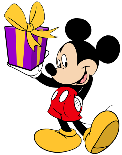 Disney World Celebrates Mickey Mouse Birthday