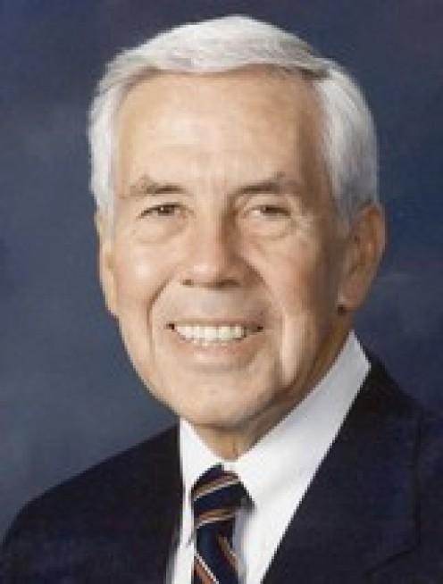 Richard Lugar, R-IN