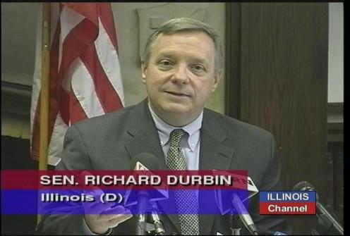 Dick Durbin, D-IL