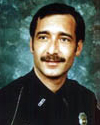 Sergeant Thomas Harrison was shot and killed in a local mall while attempting to question three subjects who had passed forged checks, January 15, 1993.