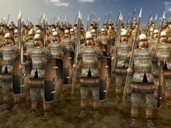 The Battle of Badon Hill