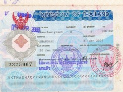 Step By Step Instructions On How To Get A Thailand Tourist Visa In Vietnam (Ho Chi Minh City)