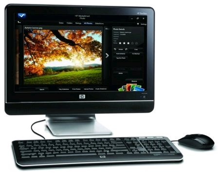 HPs MS214 All-In-One PC