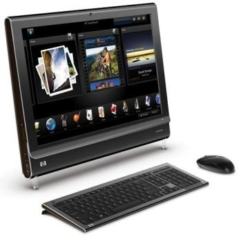 Hewlett Packard HP Touchsmart PC