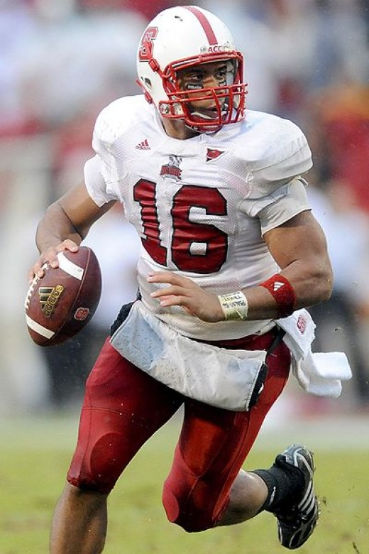 QB Russell Wilson (NC State)