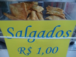 Salgadinhos: Salty Brazilian Treats