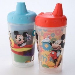 Mickey Mouse Sippy Cups
