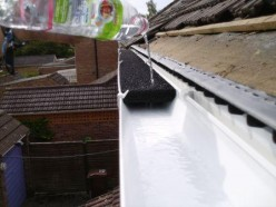 Gutter Foam and Brush Reviews
