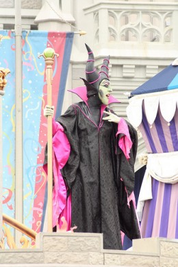 Maleficent is a good example of one that can unsettle the masklophobic.