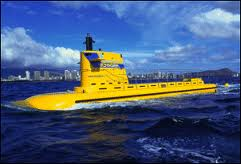 "Yellow Submarine Song Released 1966 in Album ""Revolver"""