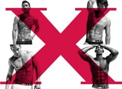 Calvin Klein X Underwear Collection starring 4 Sexy HOT Dudes