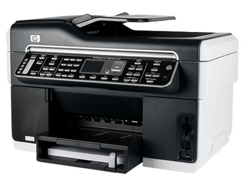 HP Officejet Pro L7680 C8189A All-in-One Color Printer