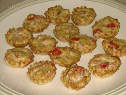Pepper tarts
