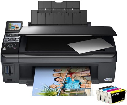 Epson Stylus All in One Printer