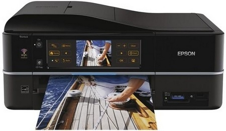 Epson Stylus Photo PX820FWD Wireless All-in-One Printer