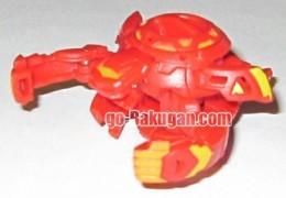 Red Pyrus Quakix Gorem 850G