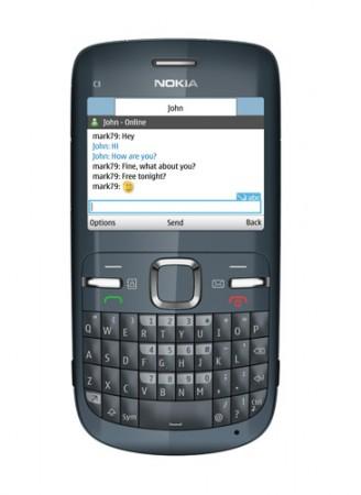 The new Nokia C3