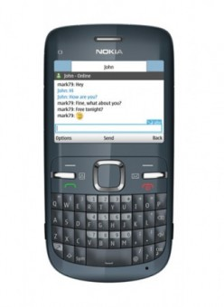 My New Nokia C3 [Specifications Included]