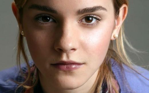 Beautiful Emma Watson Eyes