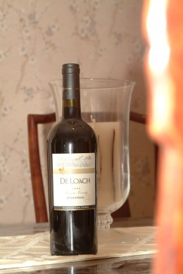Don't forget the wine when serving up a romantic Turkey dinner for two!