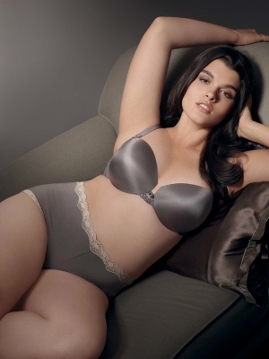 Crystal Renn for Lane Bryant