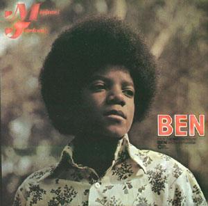 """Michael Jackson when he sang """"Ben"""""""